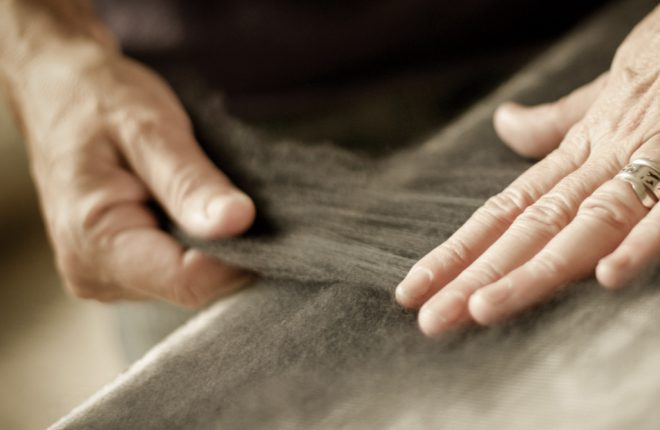 laine feutrée ronel jordaan